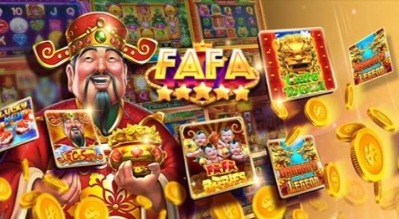 Daftar Fafaslot – Main Slot Online Deposit via Sakuku