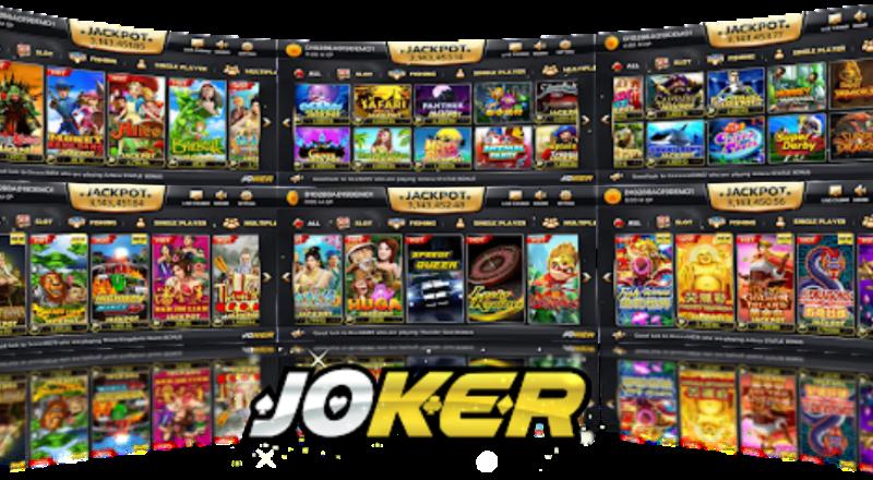 Daftar Joker123 - Mainkan Game Joker Slot yang Seru